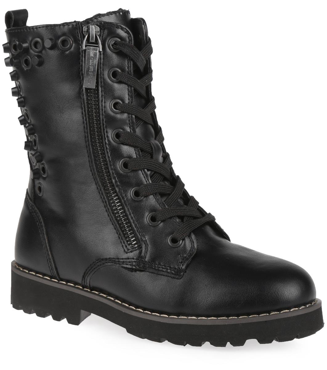Ботинки для девочки. 558327/02-12