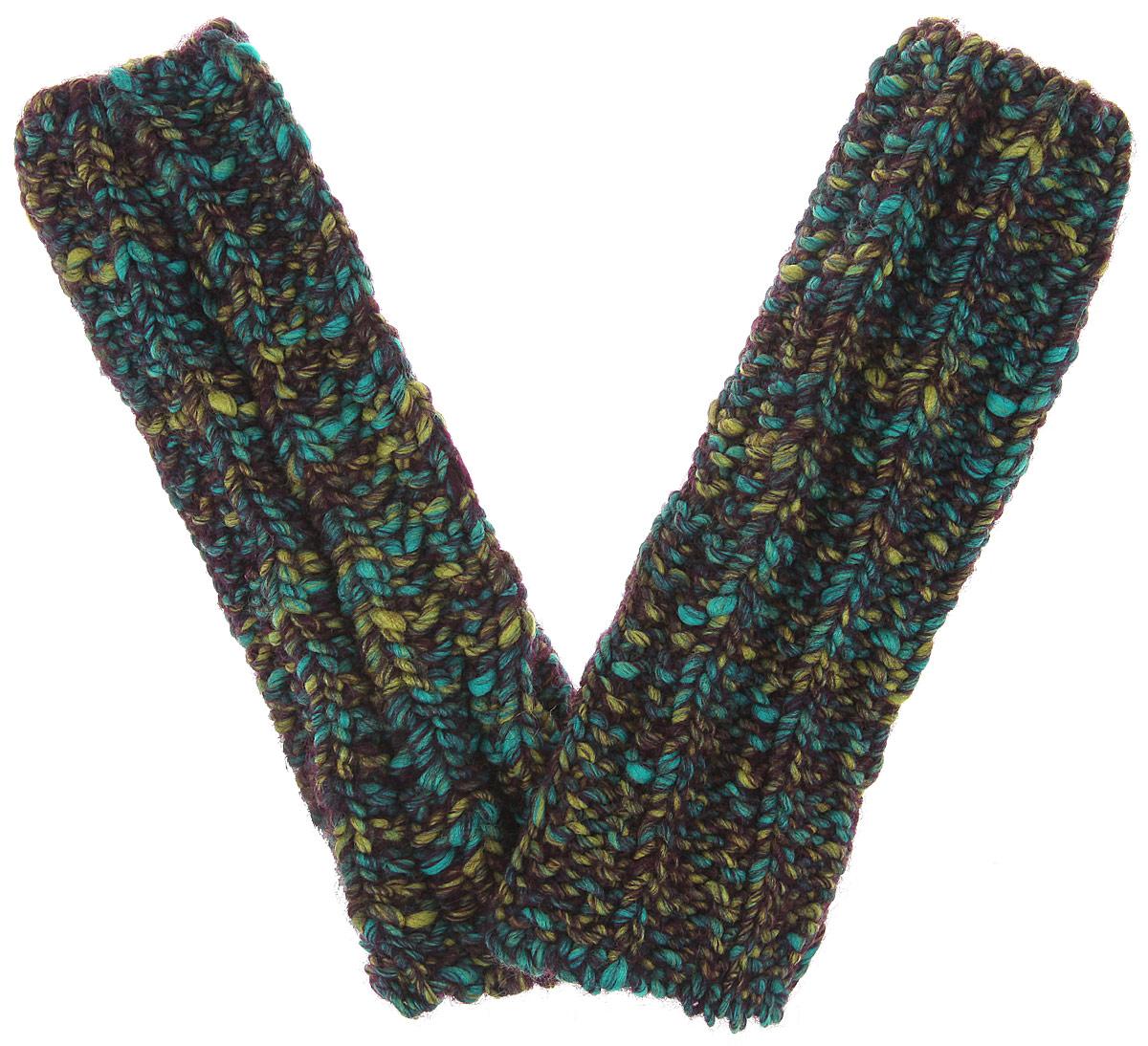 Митенки женские. MWM5020MWM5020-085Вязаные женские митенки Marhatter не только защитят ваши руки от холода, но и станут отличным дополнением к вашему образу. Выполненные из шерсти и акрила, они очень мягкие и приятные на ощупь, идеально сидят на руке и хорошо тянутся. Модель оформлена вязаным узором. Теплый и стильный аксессуар подчеркнет вашу индивидуальность!