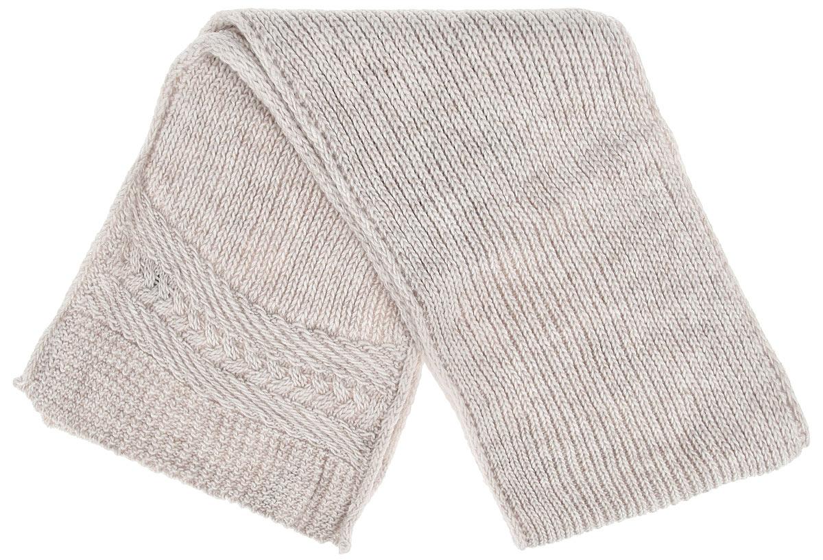 Шарф женский. 4464644646Стильный женский шарф Marhatter, выполненный из высококачественных материалов, создан подчеркнуть ваш вкус и согреть вас в прохладное время года. Сочетание используемых материалов максимально сохраняет тепло и обеспечивает удобную посадку. Модель отличается интересной фактурой, невероятной легкостью и мягкостью. Этот модный аксессуар гармонично дополнит образ современной женщины, которая стремится всегда оставаться стильной и элегантной. Идеальный вариант на каждый день.