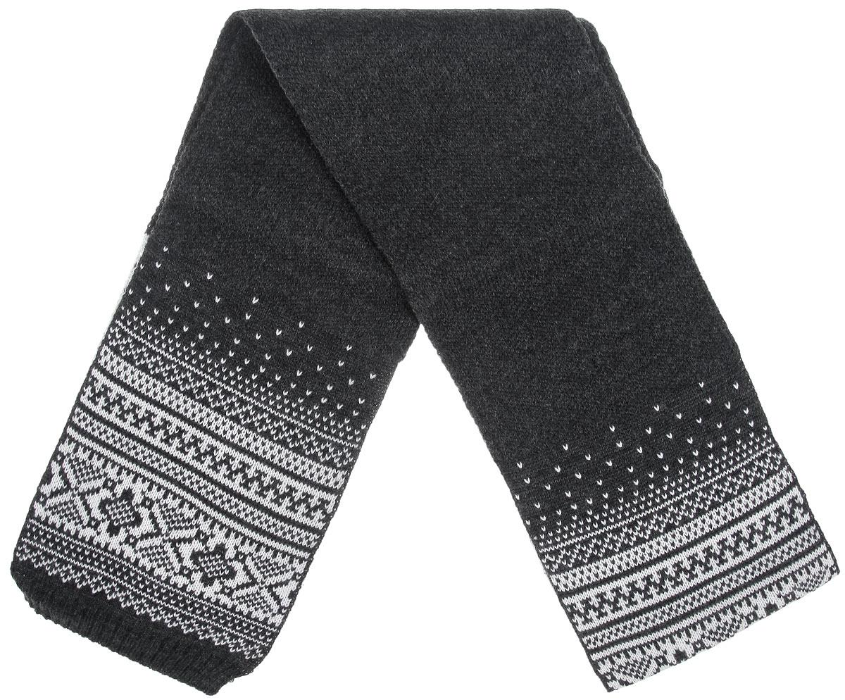 Шарф женский. 4363343633-002.003Стильный и женский шарф Marhatter, выполненный из высококачественных материалов, создан подчеркнуть ваш вкус и согреть вас в прохладное время года. Сочетание шерсти и акрила максимально сохраняет тепло и обеспечивает удобную посадку. Модель оформлена нежным узором. Этот модный аксессуар гармонично дополнит образ современной женщины, которая стремится всегда оставаться стильной и элегантной. Идеальный вариант на каждый день.