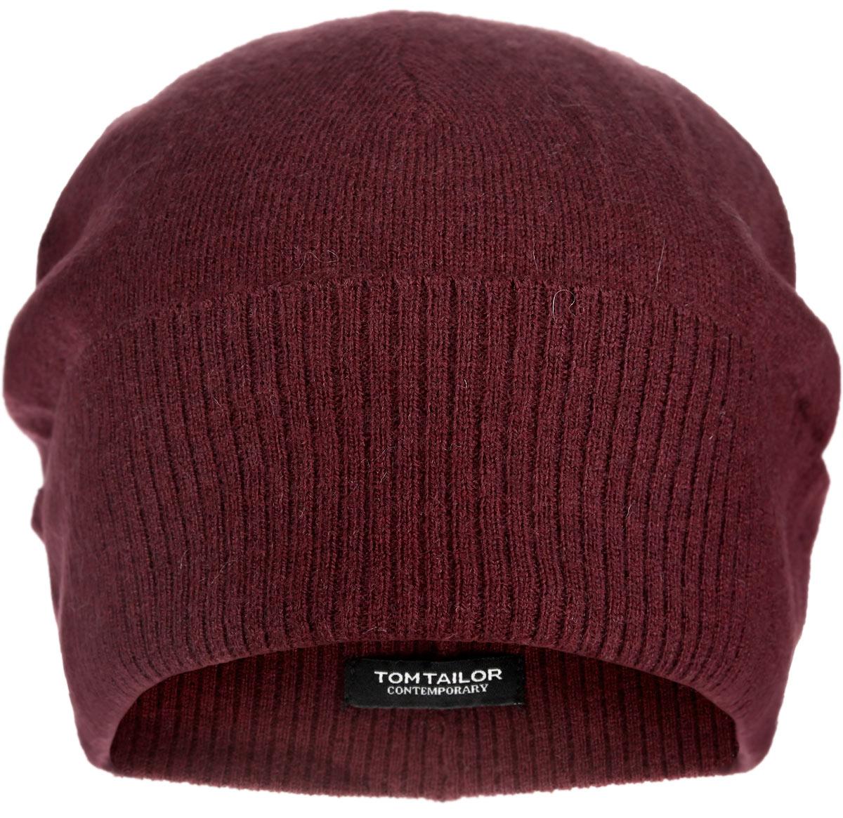 Шапка мужская. 0219863.00.150219863.00.15_2999Вязаная мужская шапка Tom Tailor дополнит ваш наряд и не позволит вам замерзнуть в прохладное время года. Шапка изготовлена из высококачественной комбинированной пряжи, что позволяет ей великолепно сохранять тепло и обеспечивает высокую эластичность, а также удобство посадки. Модель дополнена отворотом, связанным крупной резинкой. Такая шапка станет модным и стильным дополнением вашего гардероба. Она согреет вас и позволит подчеркнуть свою индивидуальность!