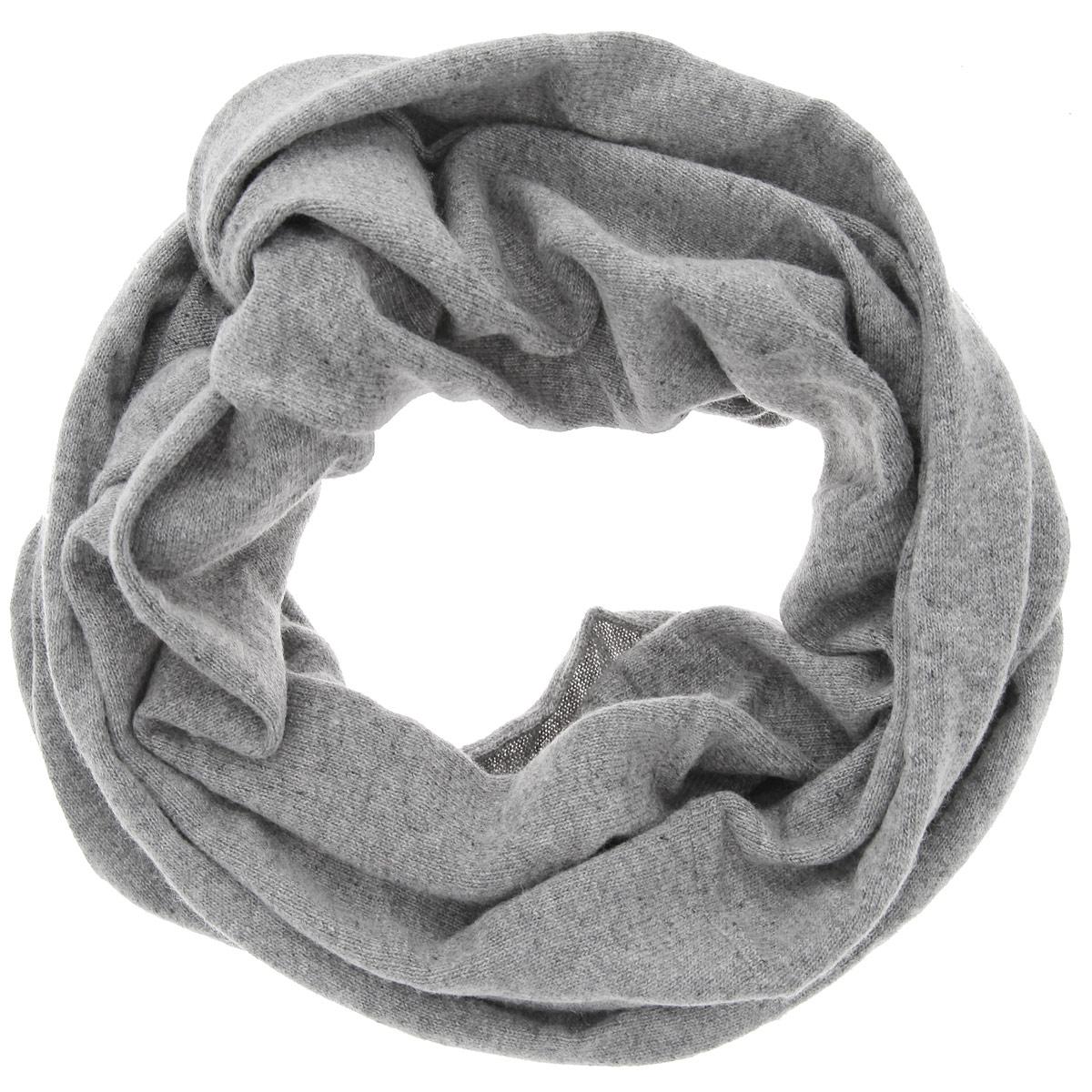 Шарф-хомут мужской Denim. 0219594.00.120219594.00.12_2143Стильный мужской шарф-хомут Tom Tailor Denim дополнит ваш наряд и не позволит вам замерзнуть в прохладное время года. Модель изготовлена из высококачественной пряжи, что позволяет ей великолепно сохранять тепло и обеспечивает высокую эластичность. Оформлена модель небольшой нашивкой. Такой шарф-хомут станет модным и стильным дополнением вашего гардероба. Он согреет вас и позволит подчеркнуть свою индивидуальность!