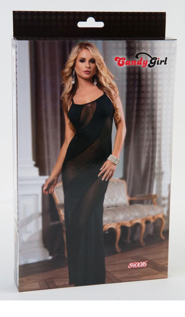 Платье гоу-гоу, с трусами-стрингами. 840016