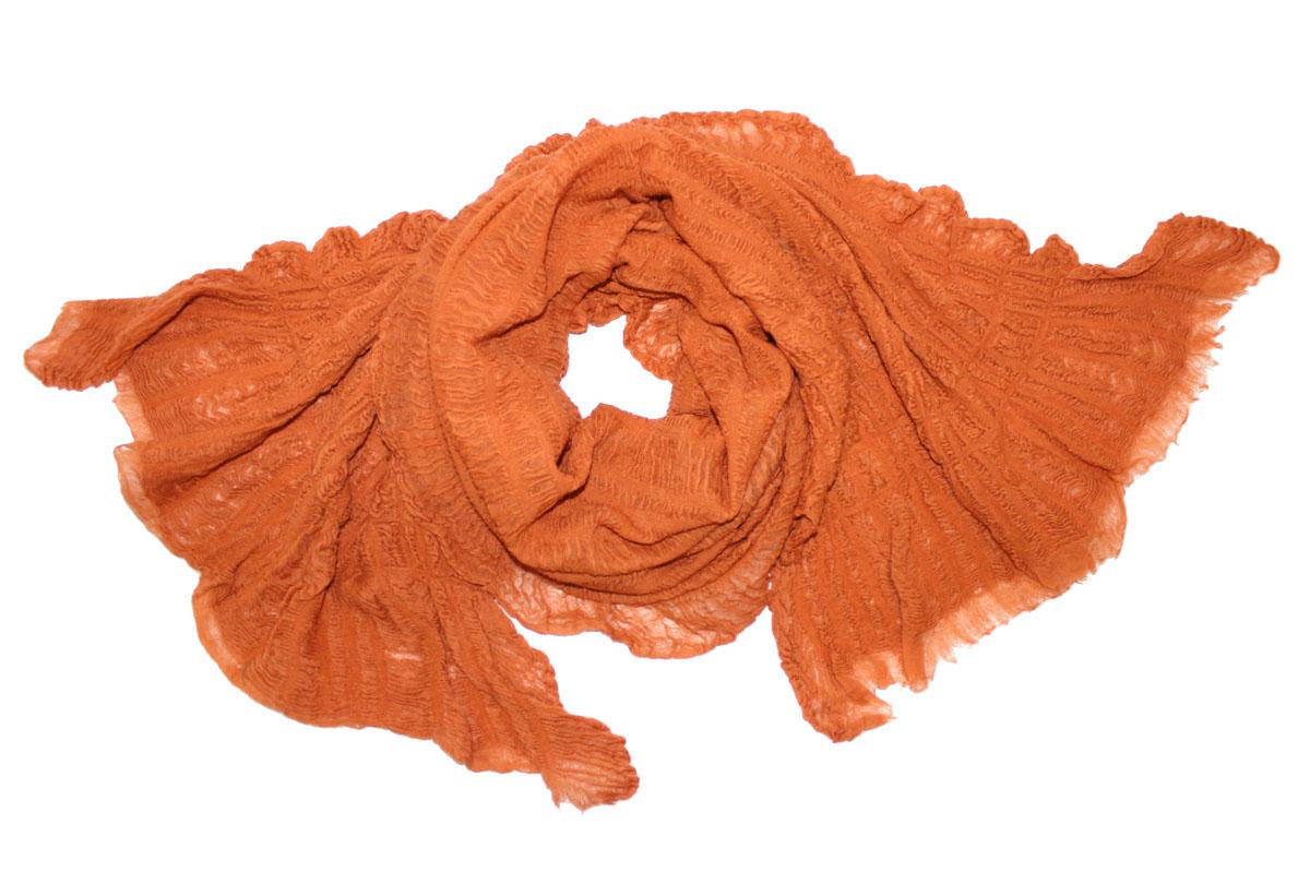 Палантин жен. 011430а011430аИзготавливается из натурального сырья с использованием натуральных красителей