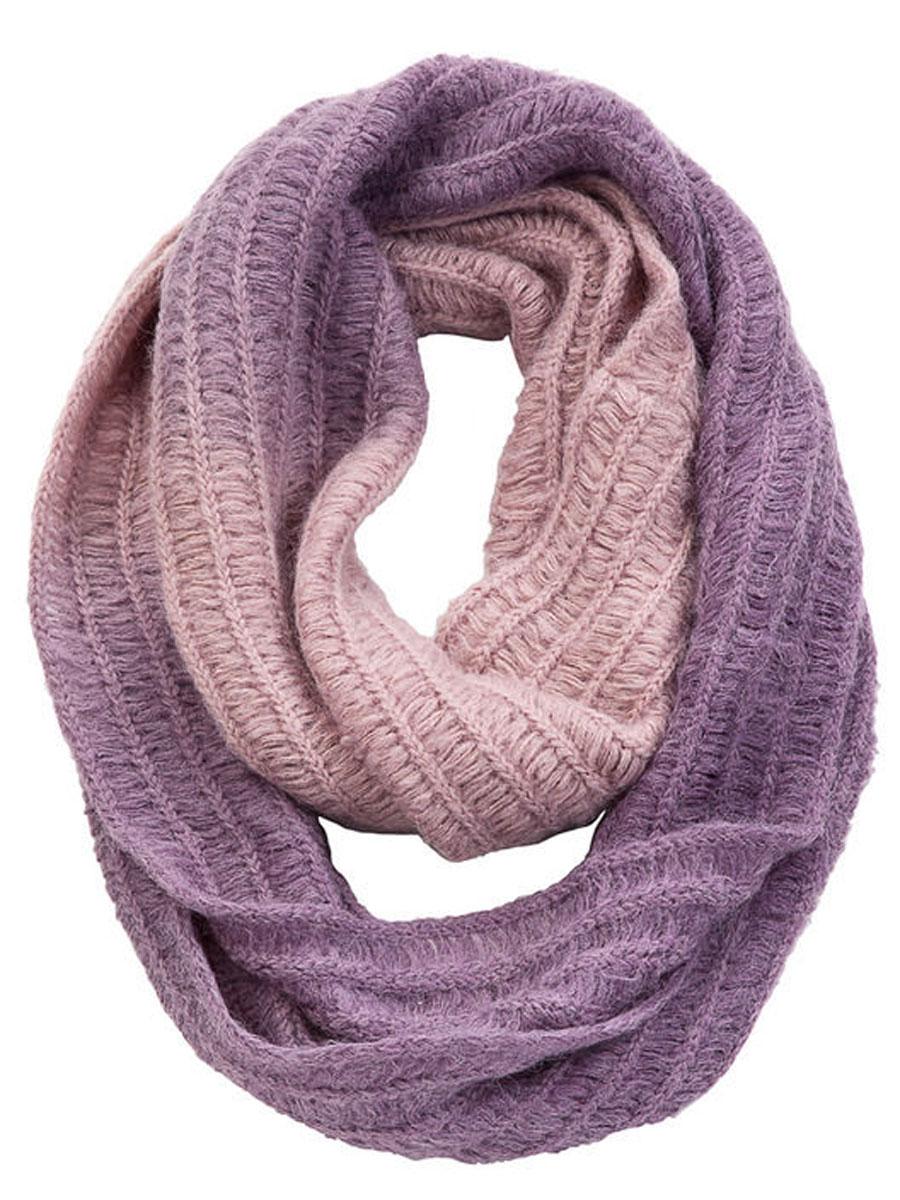 Шарф-снуд женский. LDB52-608LDB52-608Уютный среднего размера шарф-снуд Labbra создан подчеркнуть ваш неординарный вкус и согреть вас в прохладное время года. Шерсть с мохером - идеальное сочетание для снуда. Модель отличается интересной фактурой, невероятной легкостью и мягкостью. Красивый шарф-кольцо отлично сочетается с любой нарядной одеждой. Такой предмет гардероба не только хорошо работает на создание модного образа, но и согревает в непогоду.