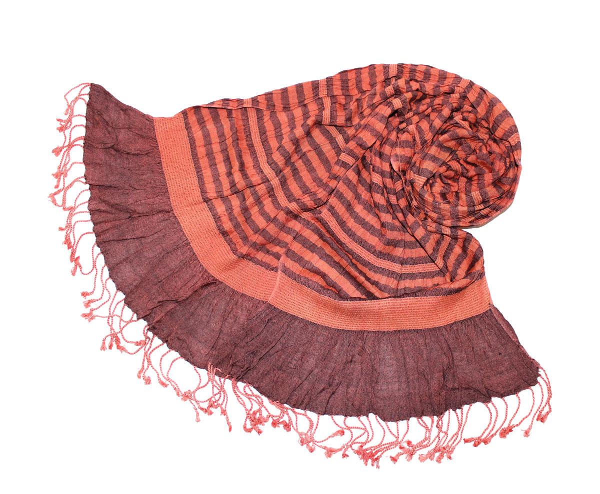 Шарф жен. 173075н173075нИзготавливается из натурального сырья с использованием натуральных красителей