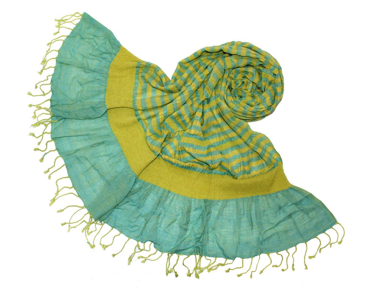 Шарф173075нИзготавливается из натурального сырья с использованием натуральных красителей