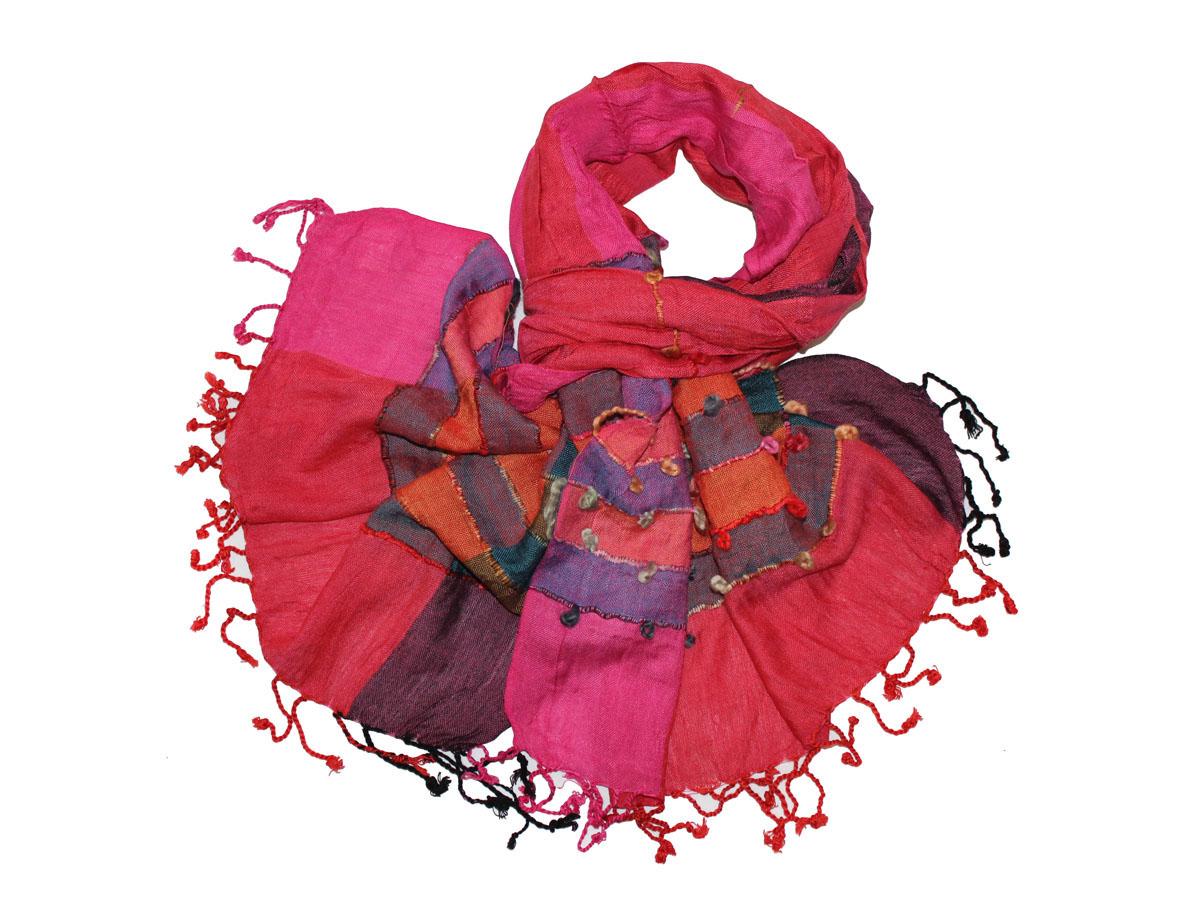 Шарф жен. 226125226125_2Изготавливается из натурального сырья с использованием натуральных красителей