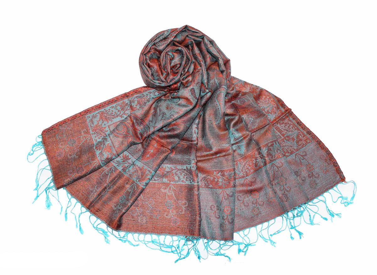 Палантин жен. 479300н479300нИзготавливается из натурального сырья с использованием натуральных красителей