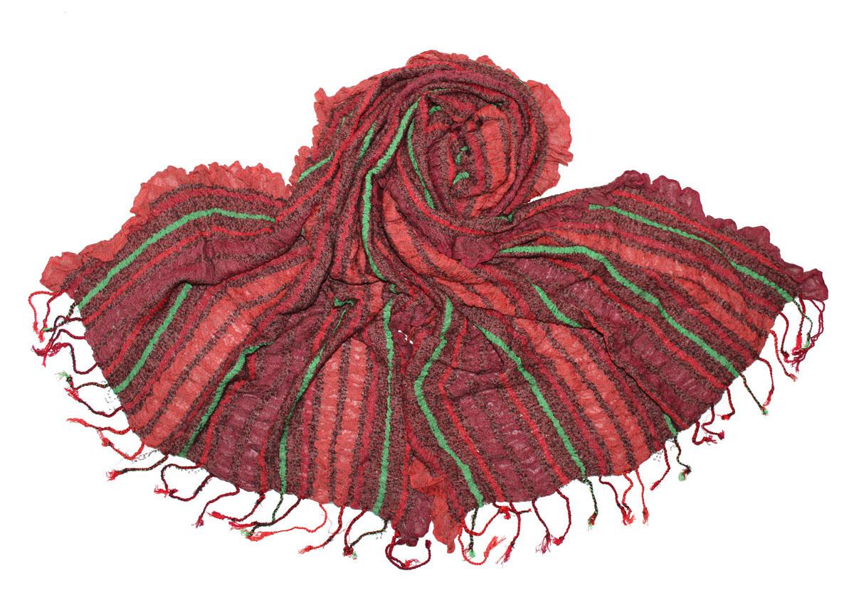 Палантин жен. 483200н483200нИзготавливается из натурального сырья с использованием натуральных красителей