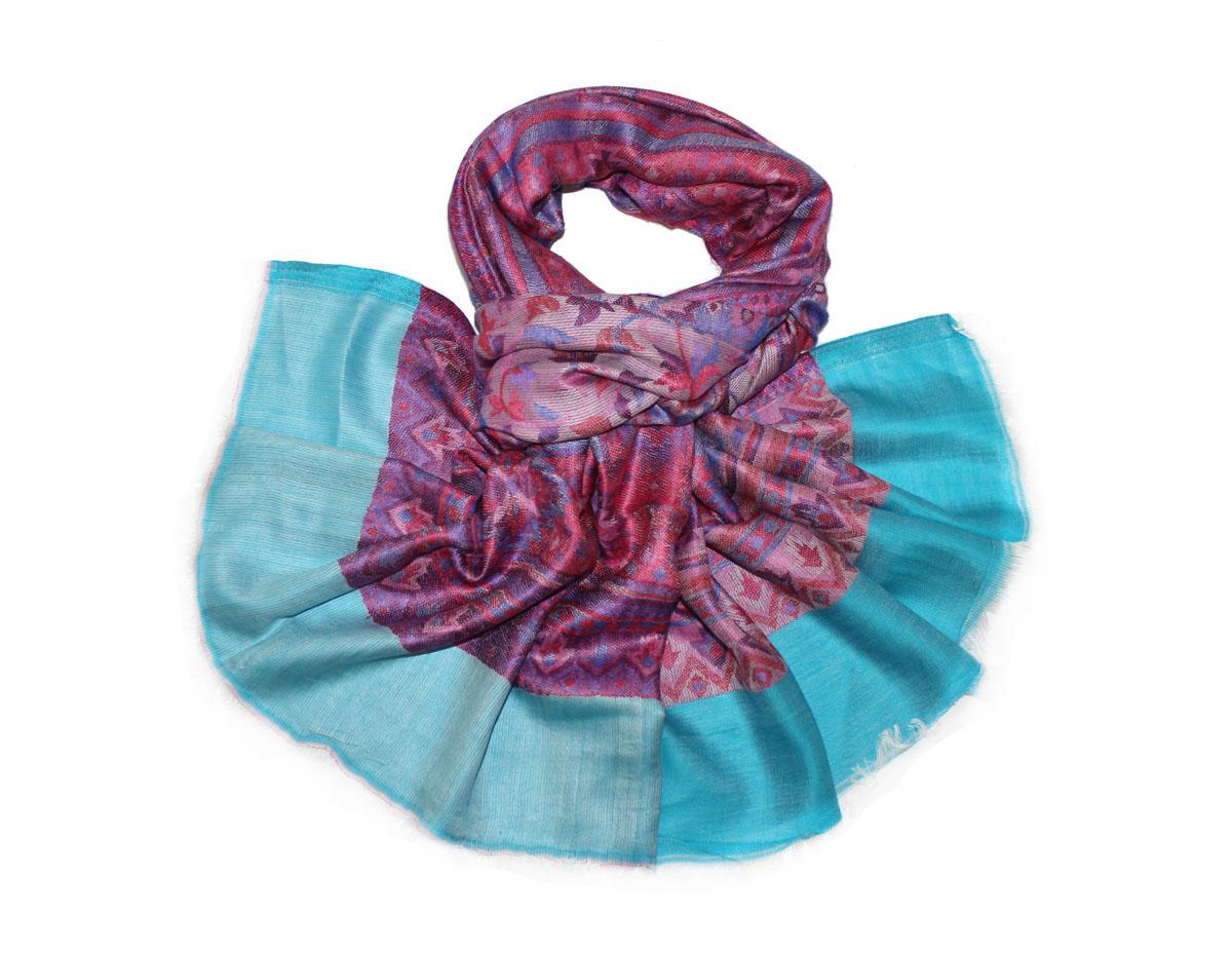 Палантин жен. 499300н499300нИзготавливается из натурального сырья с использованием натуральных красителей