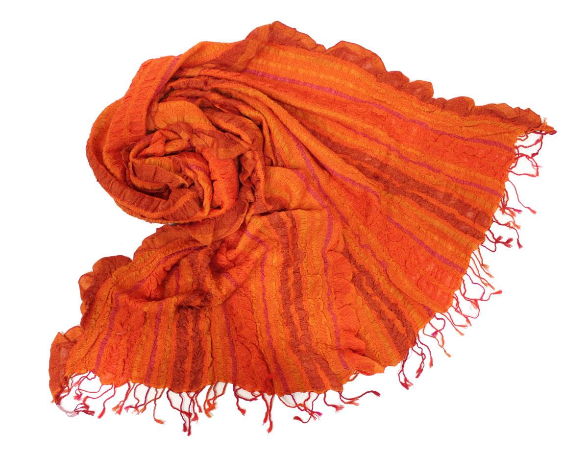 Палантин жен. 576450576450Изготавливается из натурального сырья с использованием натуральных красителей