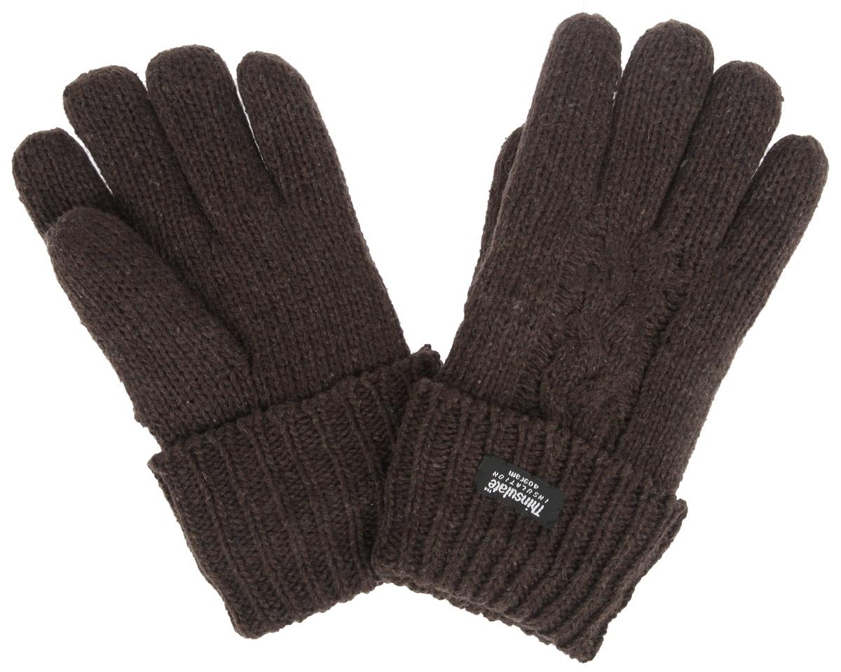 Перчатки мужские. M1/thinM1/thinПрактичные мужские перчатки Modo Gru незаменимый аксессуар зимнего гардероба на каждый день. Перчатки выполнены из шерсти с добавлением акрила. С внутренней стороны дополнены флисовой подкладкой и утеплителем тинсулейт. Лицевая сторона оформлена вязаным узором косичка. Манжеты связаны резинкой, их при желании можно отвернуть. Перчатки станут завершающим элементом вашего стиля и защитят ваши руки от холода.