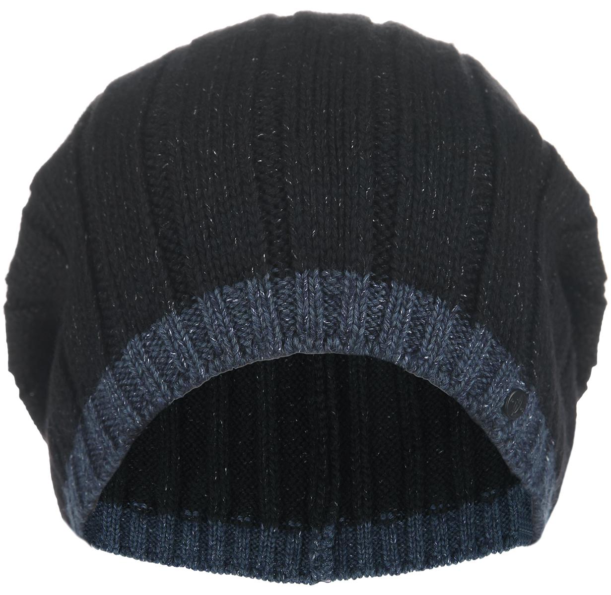 Шапка3447794Мужская шапка Canoe Rossini - классическая полушерстяная облегающая шапка, которая отлично дополнит ваш образ в холодную погоду. Сочетание различных материалов максимально сохраняет тепло и обеспечивает удобную посадку. В основной цвет пряжи тонким вкраплением вплетается контрастный цвет и пряжа начинает выглядеть по новому - как будто яркие волоски или капельки разбросаны по голове. Эффект необычный, модный и элегантный. Такая шапка составит идеальный комплект с модной верхней одеждой, в ней вам будет уютно и тепло!