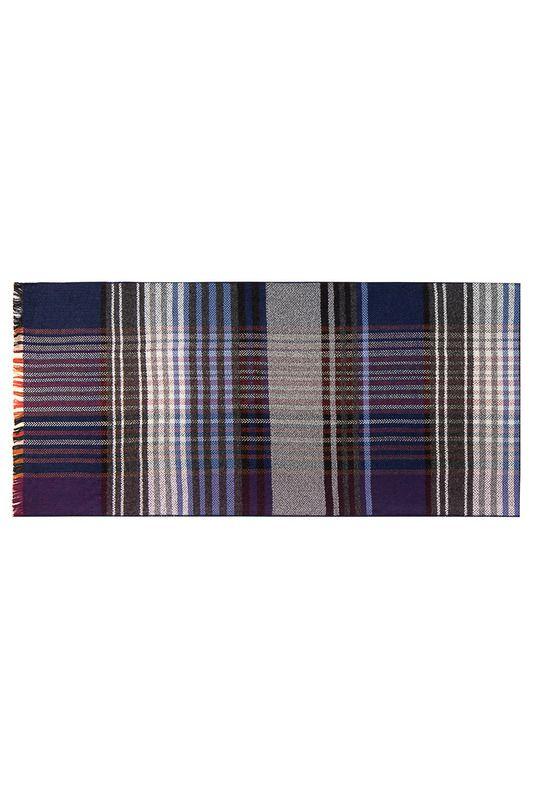 ШарфLJG34-350-12Мужской шарф Labbra станет стильным аксессуаром, который призван подчеркнуть вашу индивидуальность. Благодаря своему составу, в который входит шелк и вискоза, он очень мягкий, имеет приятную на ощупь текстуру. Изделие оформлено принтом с контрастными полосками и бахромой по краям. Такой шарф отлично дополнит любой образ и подарит вам ощущение комфорта и уюта.