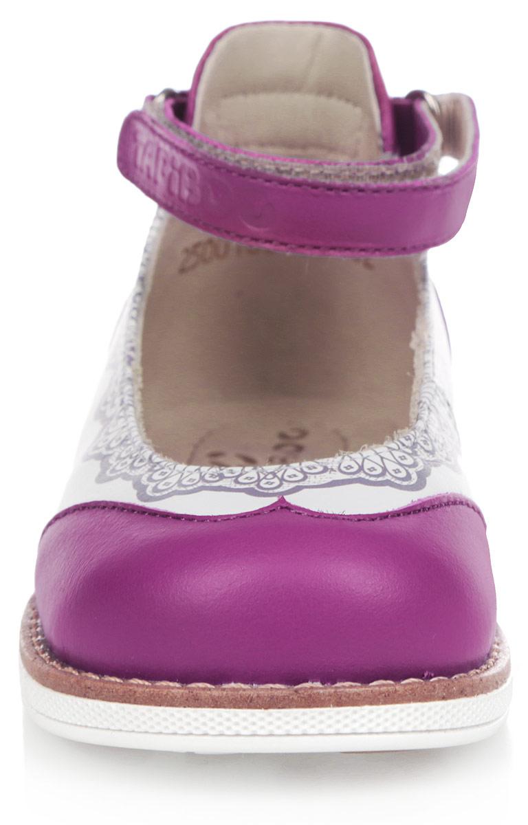 Туфли для девочки. FT-25001. 15-OL07O. 01
