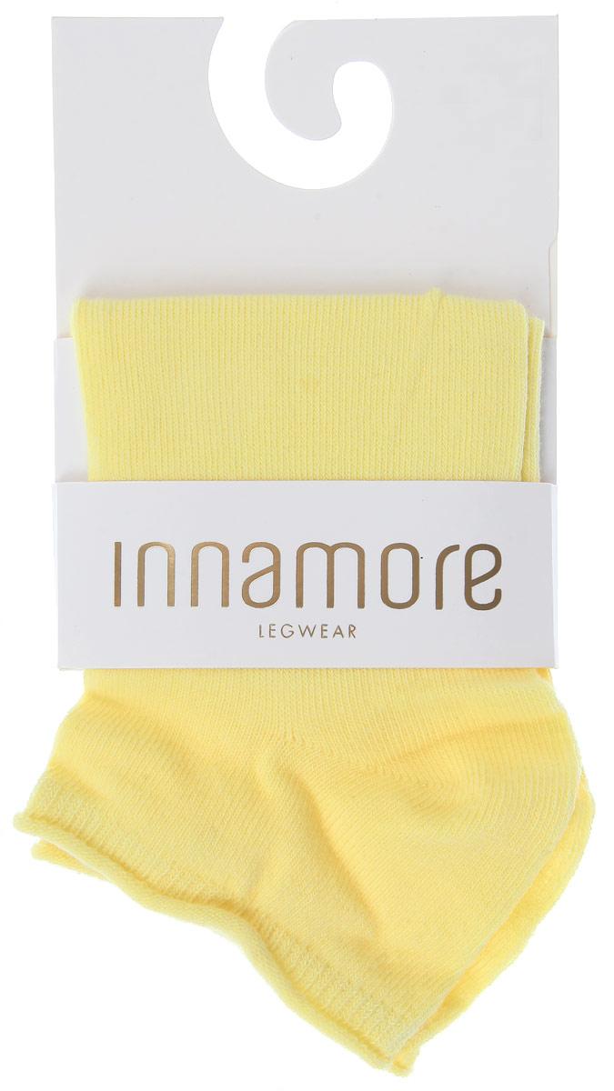 НоскиIBD731001_BiancoЖенские носки Incanto Collant с невысоким паголенком изготовлены из высококачественного сырья. Носки очень мягкие на ощупь, а резинка плотно облегает ногу, не сдавливая ее, благодаря чему вам будет комфортно и удобно. Усиленная пятка и мысок обеспечивают надежность и долговечность.