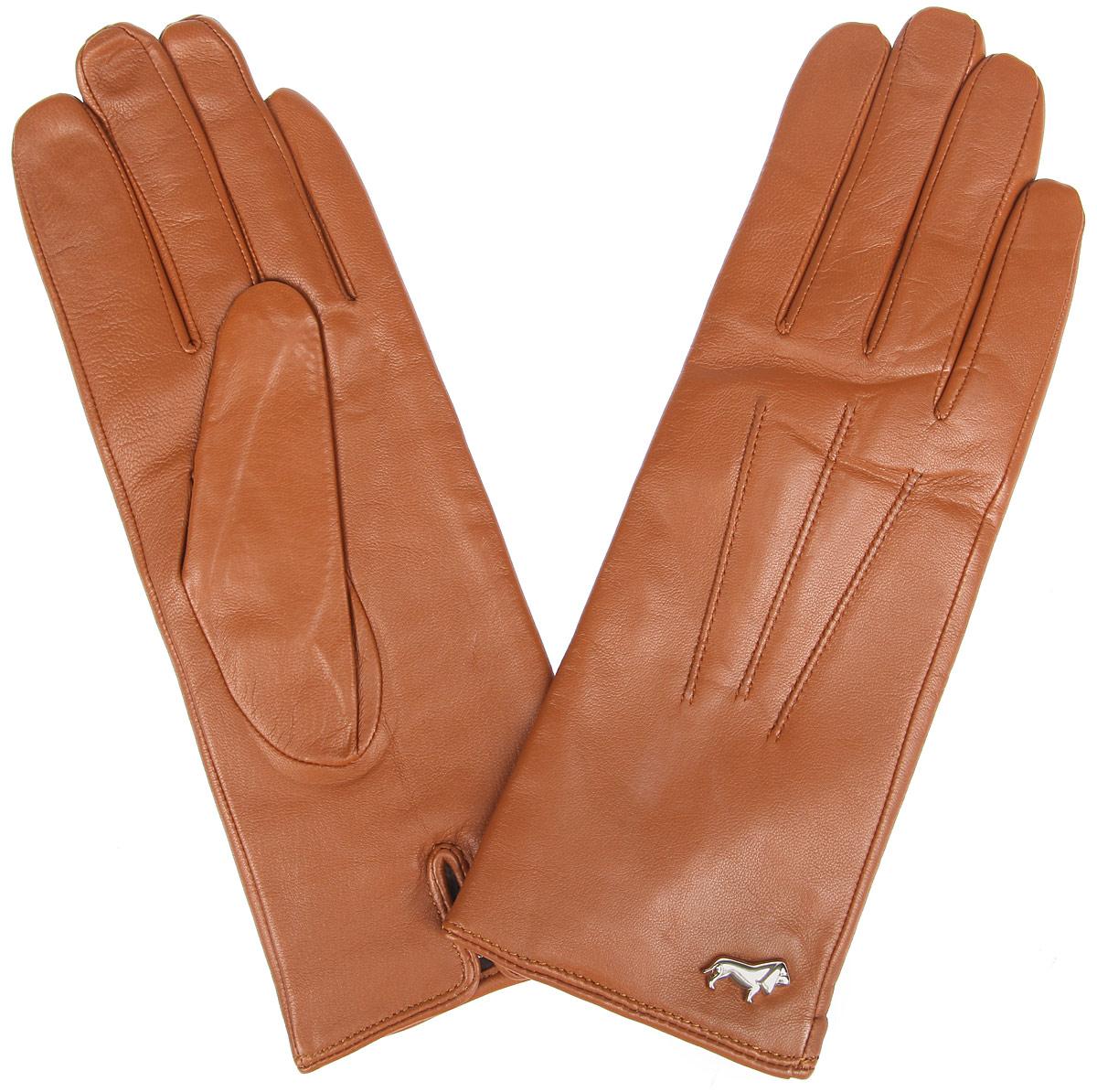 ПерчаткиLB-4607Стильные женские перчатки Labbra не только защитят ваши руки от холода, но и станут великолепным украшением. Перчатки выполнены из из натуральной кожи ягненка с подкладкой из шерсти и акрила. Модель оформлена машинной строчкой три луча и фирменным декоративным элементом в виде собачки. В настоящее время перчатки являются неотъемлемой частью одежды, вместе с этим аксессуаром вы обретаете женственность и элегантность. Перчатки станут завершающим и подчеркивающим элементом вашего стиля и неповторимости.
