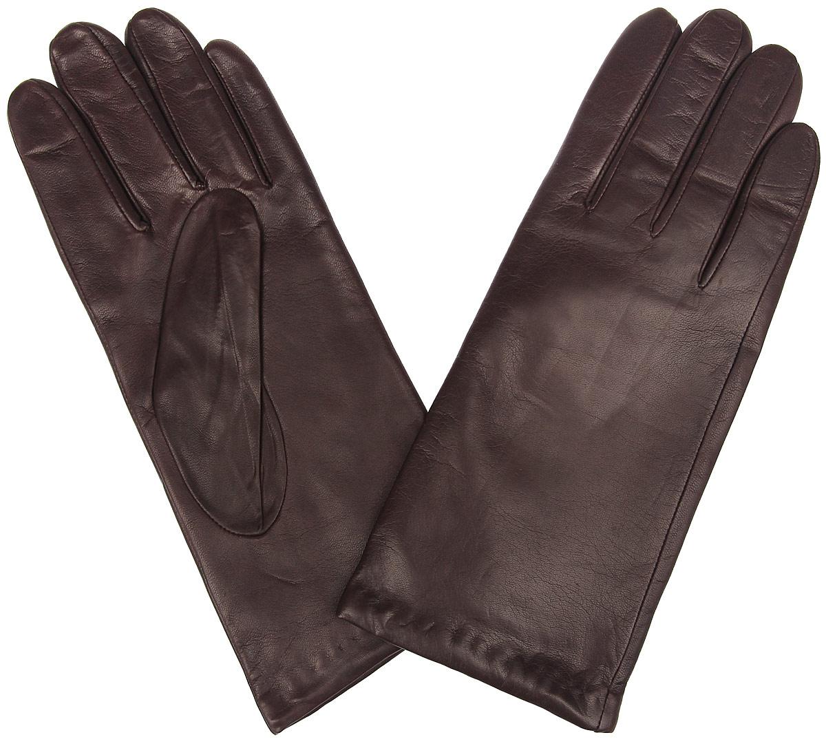 Перчатки женские. IS0190IS0190Стильные женские перчатки Eleganzza не только защитят ваши руки от холода, но и станут великолепным украшением. Перчатки выполнены из натуральной кожи ягненка, подкладка - из 100% искусственного шелка. В настоящее время перчатки являются неотъемлемой принадлежностью одежды, вместе с этим аксессуаром вы обретаете женственность и элегантность. Перчатки станут завершающим и подчеркивающим элементом вашего стиля и неповторимости.