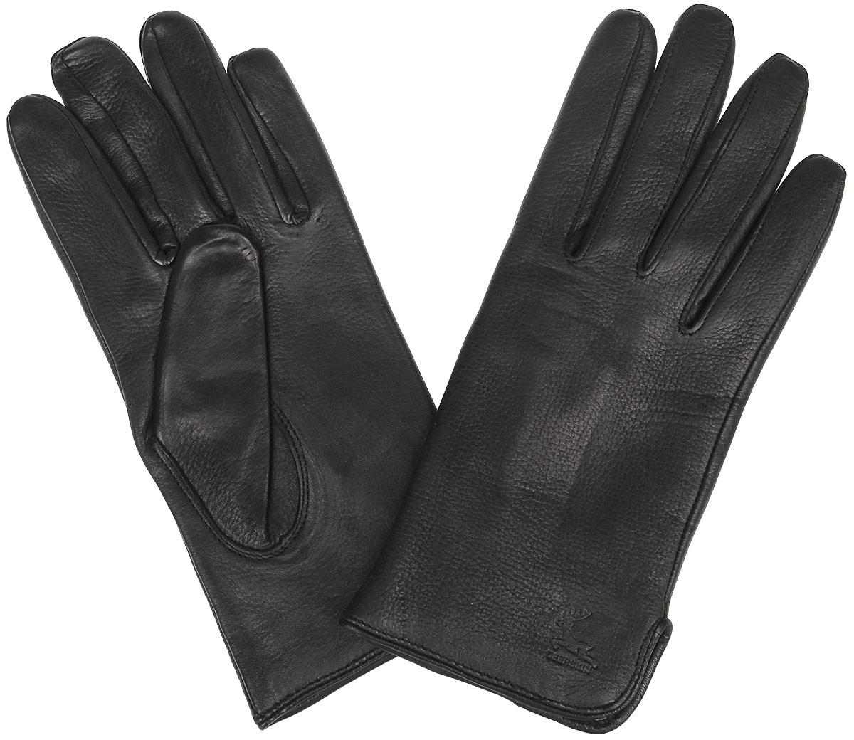 HP606Классические мужские перчатки Eleganzza станут великолепным дополнением вашего образа и защитят ваши руки от холода и ветра во время прогулок. Перчатки выполнены из натуральной кожи и имеют подкладку из шерсти, что позволяет им надежно сохранять тепло и обеспечивает высокую гигроскопичность. Такие перчатки будут оригинальным завершающим штрихом в создании современного модного образа, они подчеркнут ваш изысканный вкус и станут незаменимым и практичным аксессуаром.