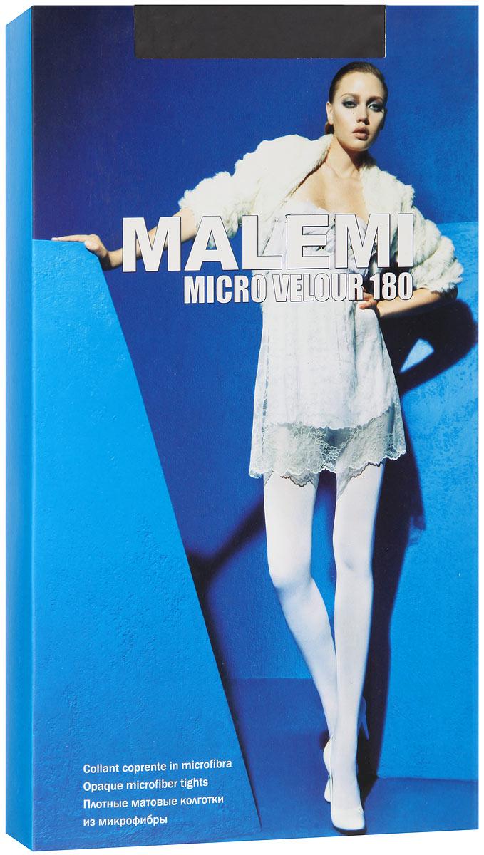 Колготки Micro Velour 180Micro Velour 180Эластичные матовые колготки из микрофибры, непрозрачные с мягким широким поясом и хлопковой ластовицей. Плотность: 180 den.