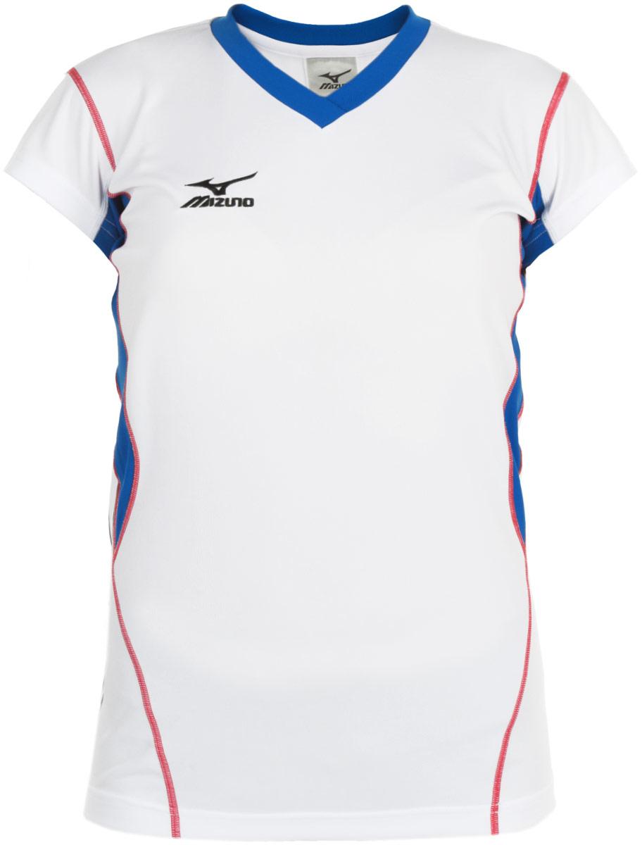 Mizuno Футболка для волейбола женская Premium Women's Cap Sleeve. V2EA4701