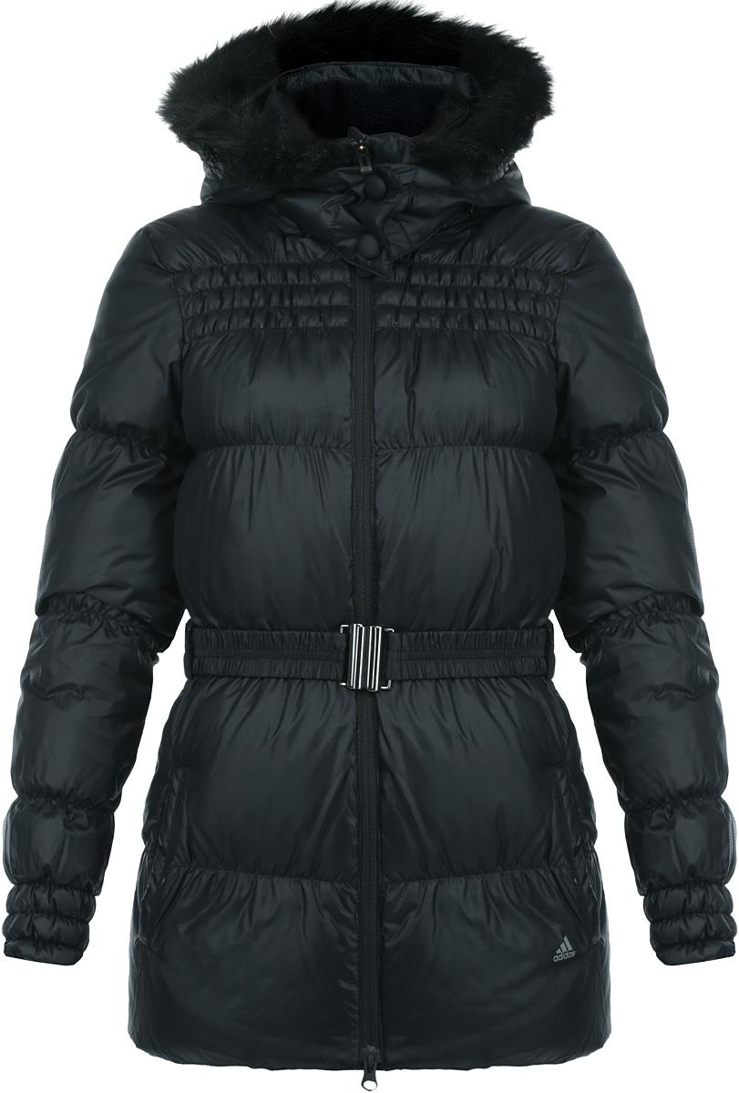 adidas Куртка женская. J long djkt. W52997
