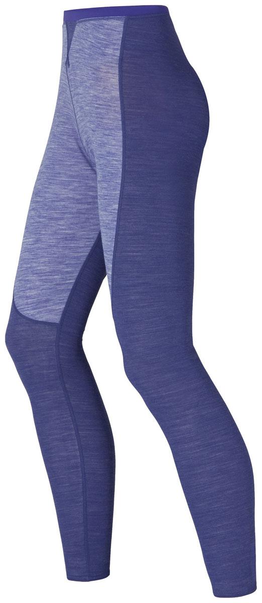 Термобелье брюки110121_20174Теплые женские рейтузы Revolution Light, изготовленные из полиэстера и высококачественной мериносовой шерсти, сочетают в себе преимущества обоих материалов. Мериносовая шерсть естественным образом эффективно защищает от неприятных запахов. Полиэстер в составе дает влаге испариться, позволяя коже оставаться сухой, а вам - чувствовать себя комфортно. Благодаря этим свойствам, рейтузы почти не ощущаются на коже, обеспечивая максимальное удобство при занятии любимым видом спорта. Рейтузы на талии имеют широкую эластичную резинку. Низ штанин дополнен широкими трикотажными манжетами. Рекомендуемый температурный режим от +15°С до +25°С.