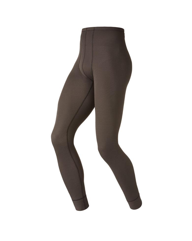 Термобелье брюки152042_15000Мужские кальсоны Odlo Warm гарантируют комфорт даже при низких температурах. Благодаря оптимальному влагообмену и теплоизоляции вы будете чувствовать себя хорошо. Невероятно мягкая внутренняя поверхность, выполненная из флиса, дает ощущение сухости и комфорта при любой деятельности в зимнее время года. Кальсоны на талии имеют широкую эластичную резинку. Низ штанин дополнен широкими трикотажными манжетами. Рекомендуемый температурный режим от -10°С до -15°С.