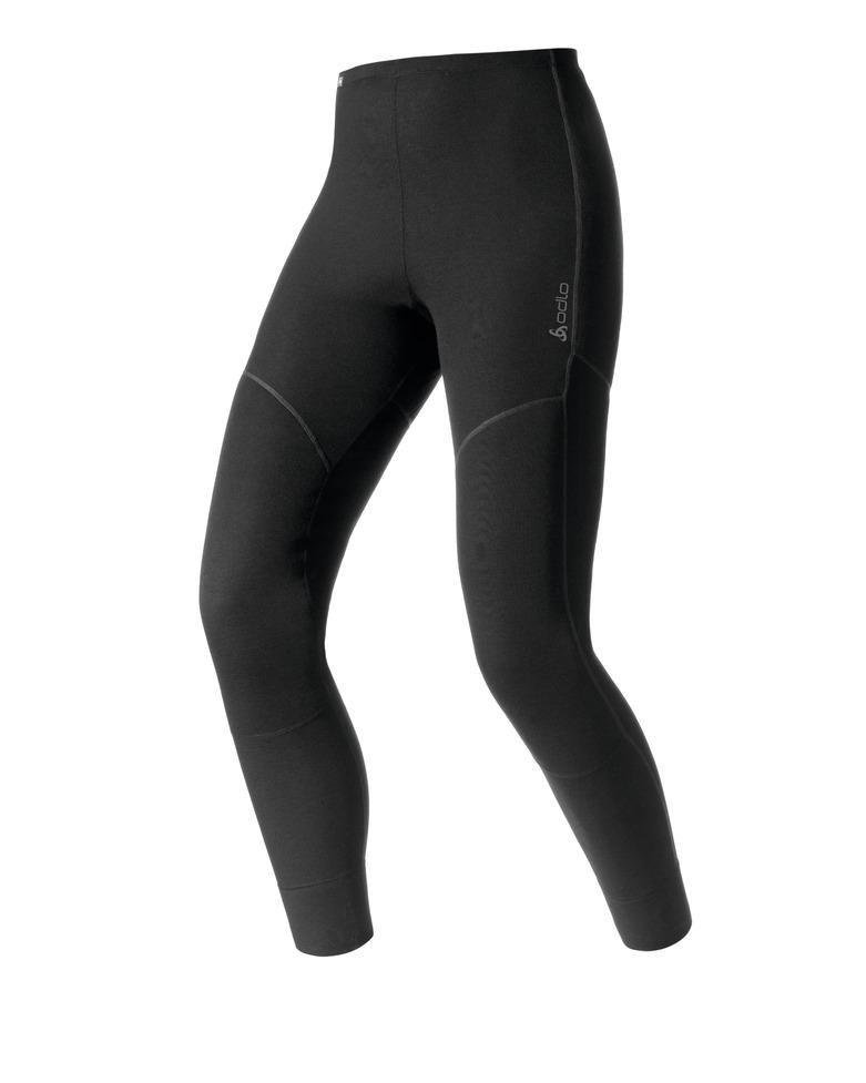 Термобелье брюки155171_15000Теплые женские рейтузы Odlo X-Warm гарантируют комфорт даже при очень низких температурах. Благодаря оптимальному влагообмену и теплоизоляции вы будете чувствовать себя хорошо. Плюшевая подкладка брюк в области ягодиц и коленей обеспечивает идеальную изоляцию и защиту от холода. Рейтузы на талии имеют широкую эластичную резинку. Низ штанин дополнен широкими трикотажными манжетами. Рекомендуемый температурный режим от -10°С до -30°С.