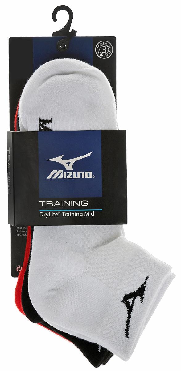 ����� ������� Training Mid, 3 ����. 67XUU9501 - Mizuno67XUU9501_99����� Mizuno Training Mid � ����������� ���������� ����������� �� ���������� � ����������� �����������. ���������� ������� ������� �� ���������� � �������� ����. ���������� Mizuno DryLite ������������ �������. � �������� ������ ��� ���� ������, ����������� ��������� ��������� ������. ����� ����� �������� �������� ��� ������� ������� ����� ������.