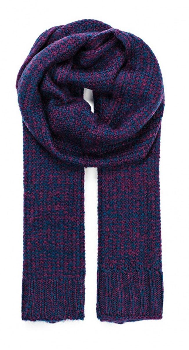 Шарф женский. 23006032300603-04Модный женский шарф Venera подарит вам уют и станет стильным аксессуаром, который призван подчеркнуть вашу индивидуальность и женственность. Шарф выполнен из высококачественной комбинированной пряжи из акрила с добавлением шерсти и кашемира, он невероятно мягкий и приятный на ощупь. Концы шарфа связаны резинкой. Такой шарф надежно защитит вас от холода и ветра. Этот модный аксессуар гармонично дополнит образ современной женщины, следящей за своим имиджем и стремящейся всегда оставаться стильной и элегантной. Такой шарф украсит любой наряд и согреет вас в непогоду, с ним вы всегда будете выглядеть изысканно и оригинально.