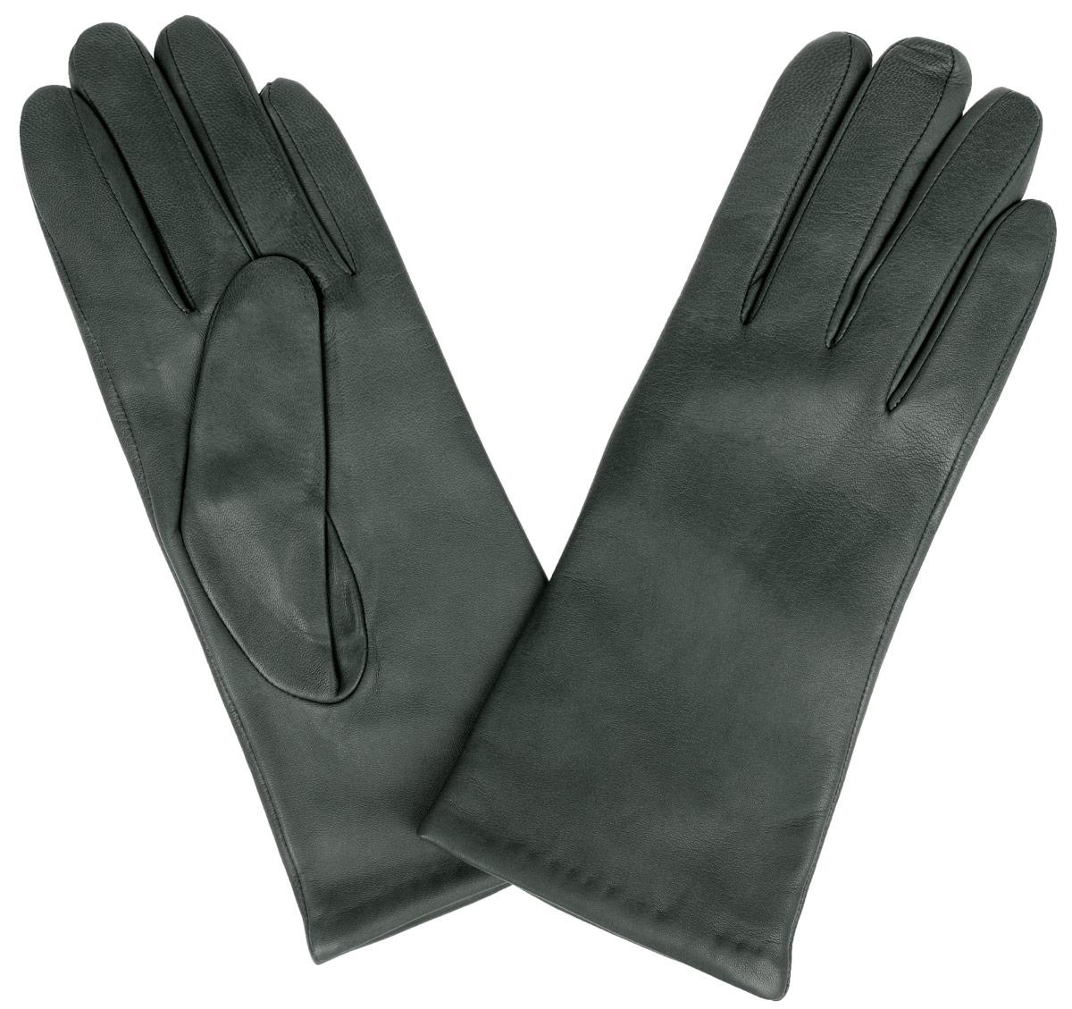ПерчаткиIS0190Стильные женские перчатки Eleganzza не только защитят ваши руки от холода, но и станут великолепным украшением. Перчатки выполнены из натуральной кожи ягненка, подкладка - из 100% искусственного шелка. В настоящее время перчатки являются неотъемлемой принадлежностью одежды, вместе с этим аксессуаром вы обретаете женственность и элегантность. Перчатки станут завершающим и подчеркивающим элементом вашего стиля и неповторимости.