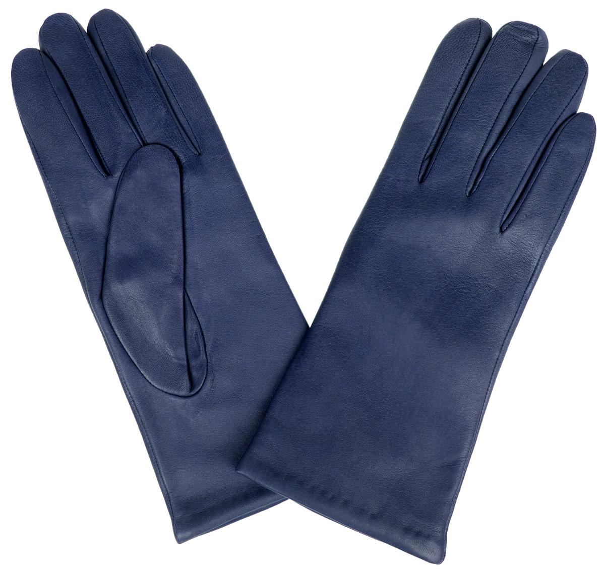 IS0190Стильные женские перчатки Eleganzza не только защитят ваши руки от холода, но и станут великолепным украшением. Перчатки выполнены из натуральной кожи ягненка, подкладка - из 100% искусственного шелка. В настоящее время перчатки являются неотъемлемой принадлежностью одежды, вместе с этим аксессуаром вы обретаете женственность и элегантность. Перчатки станут завершающим и подчеркивающим элементом вашего стиля и неповторимости.