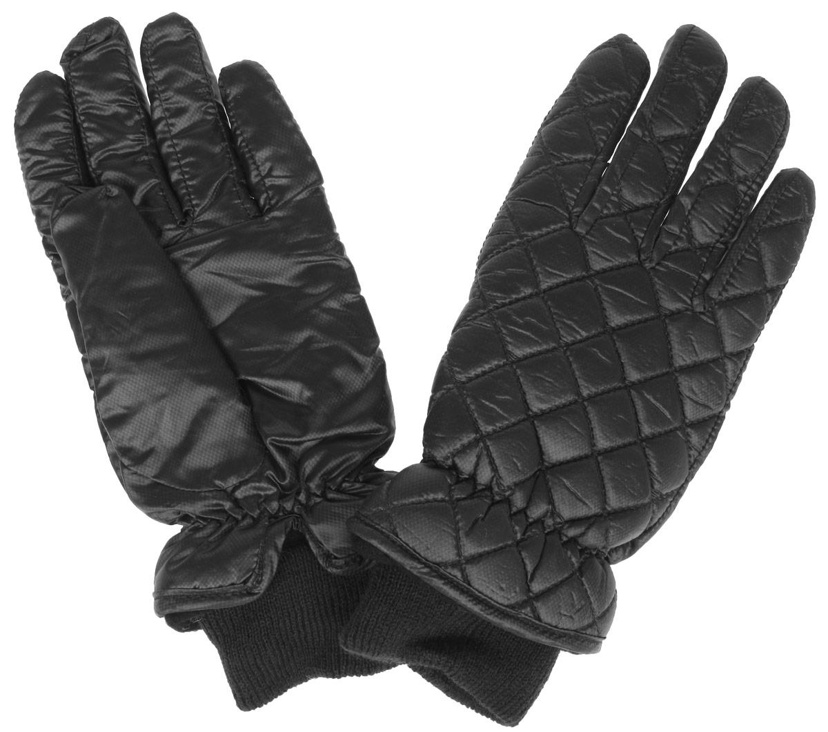 Перчатки женские. SD12SD12Стильные женские перчатки Modo надежно защитят ваши руки от холода! Перчатки выполнены из высококачественного полиэстера с флисовой подкладкой. Тыльная сторона модели оформлена стеганой отстрочкой. Изделие дополнено резиновой стяжкой вокруг запястья и эластичной манжетой. Такие перчатки отлично подойдут для ежедневных прогулок и для активного отдыха.