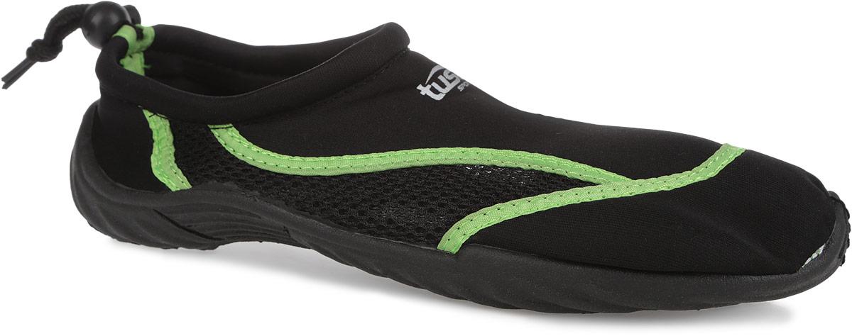 TUSA Обувь для кораллов. UA0101 BK