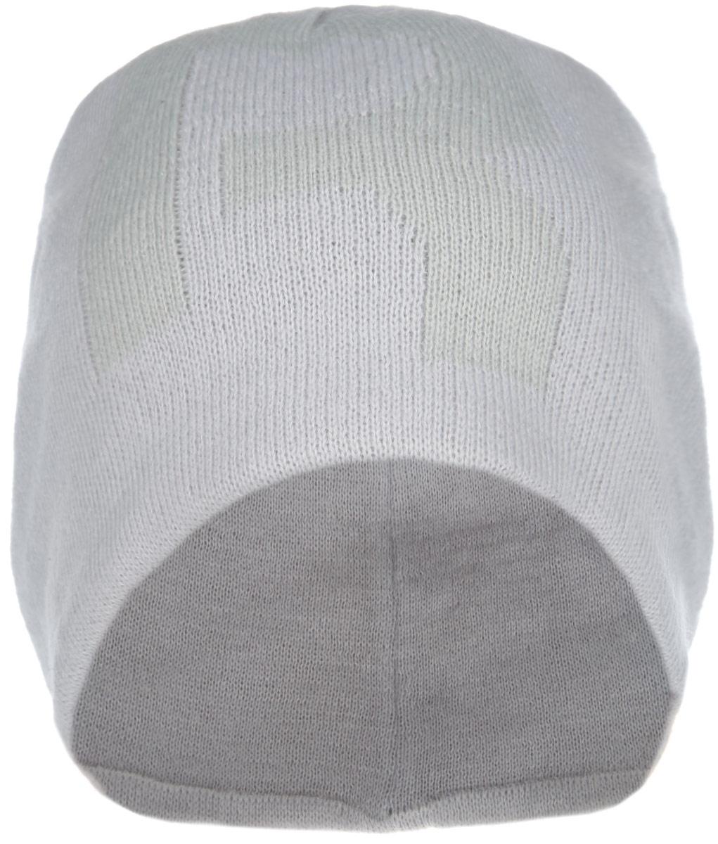 Шапка мужская. Z79232Z79232Мужская шапка Reebok - модная шапка спортивного стиля, которая отлично дополнит ваш образ в холодную погоду. Акриловая пряжа максимально сохраняет тепло и обеспечивает удобную посадку. Шапка связана мелкой резинкой и оформлена вышитым логотипом бренда. Такая шапка составит идеальный комплект с модной верхней одеждой, в ней вам будет уютно и тепло!