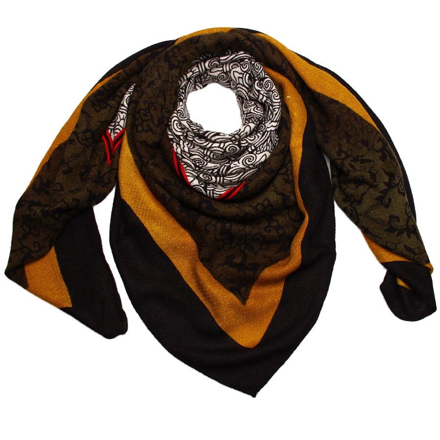 Платок3000701-1Теплый платок Venera станет отличным завершением вашего образа. Платок, изготовленный из полишерсти, согреет от знойного ветра и холода, а сдержанные цвета и необычная их комбинация придадут вашему образу стильности, поднимут настроение и позволят сочетать платок с одеждой любой цветовой гаммы. Этот модный аксессуар гармонично дополнит образ современной женщины, следящей за своим имиджем и стремящейся всегда оставаться стильной и элегантной. В этом платке вы всегда будете выглядеть женственной и привлекательной.