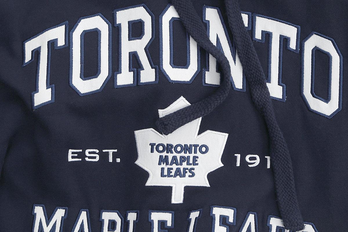 Толстовка мужская Toronto Maple Leafs. 35300