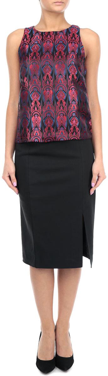 Юбка. SSD0891CASSD0891CAСтильная юбка Top Secret, изготовленная из высококачественных материалов, очень мягкая на ощупь, не раздражает кожу. Модная юбка-карандаш длиной ниже колена подчеркнет все достоинства вашей фигуры. Изделие застегивается на скрытую в левом боковом шве пластиковую застежку-молнию. Спереди по срединному шву модель дополнена небольшим разрезом. Юбка дополнена стильным тонким ремешком из искусственной замши. Эта великолепная юбка станет отличным дополнением к вашему гардеробу!