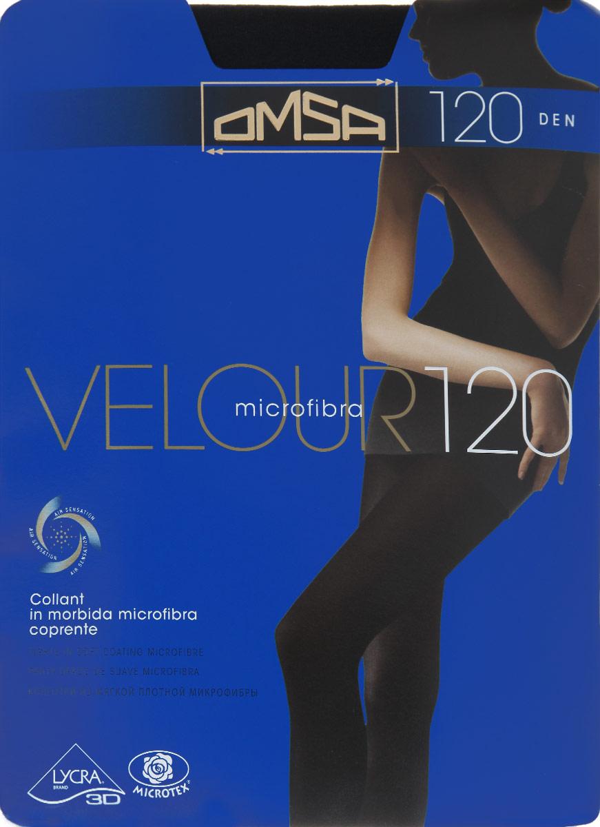 �������� Velour 120 - Omsa198OM������� �������� Omsa Velour 120, ������������� �� ������������������� ���������, �������� �������� ��� �����. �������� �� ������� ���������� ��� �������� ��������� ����������� �����, ��������� ������ � ����������. ���������: 120 den.