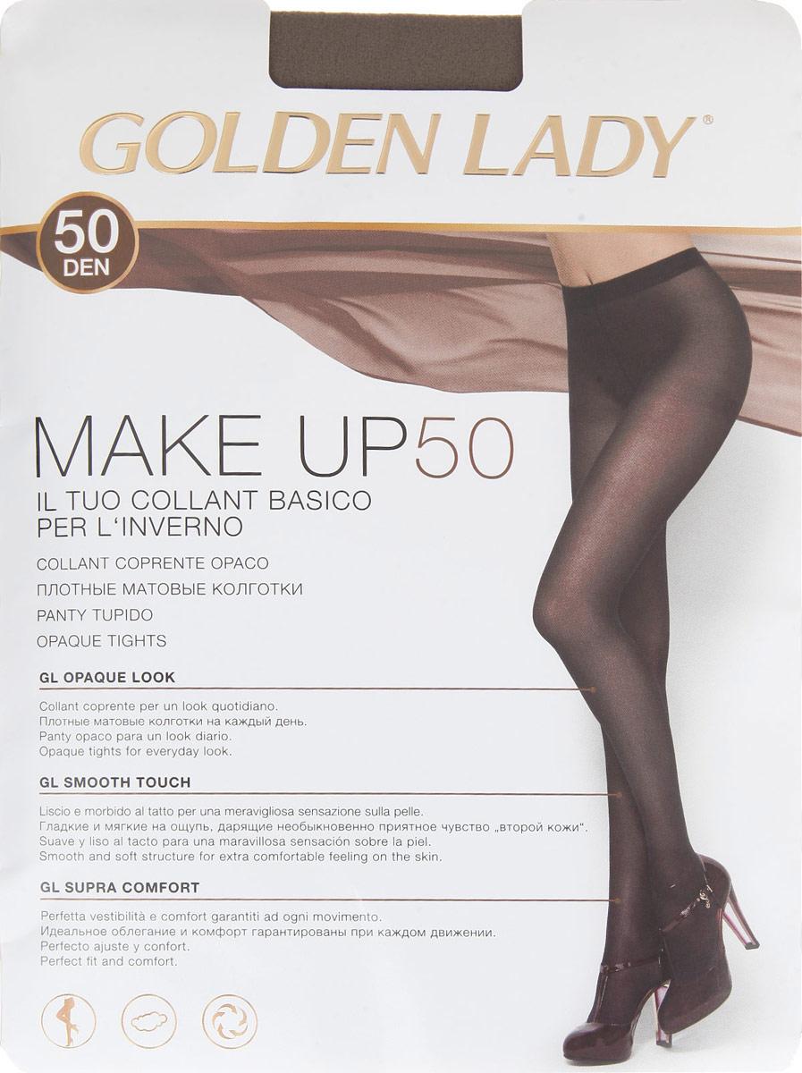 Колготки Make Up 5027FFFПлотные колготки Golden Lady Make Up 50, изготовленные из 100% полиамида, идеально дополнят ваш образ в прохладную погоду. Матовые колготки легко тянутся, что делает их комфортными в носке. Гладкие и мягкие на ощупь колготки имеют комфортные плоские швы, гигиеническую ластовицу и невидимый мысок. Идеальное облегание и комфорт гарантированы при каждом движении. Плотность: 50 den.