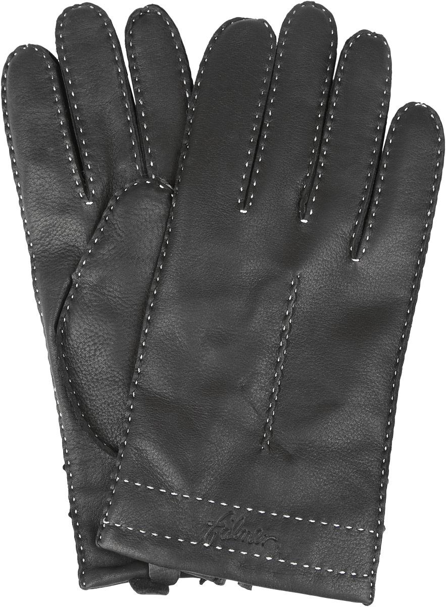 Перчатки мужские. M-10M-10Стильные мужские перчатки Falner не только защитят ваши руки, но и станут великолепным украшением. Перчатки выполнены из чрезвычайно мягкой и приятной на ощупь натуральной кожи, а их подкладка - из шерсти с добавлением акрила. Перчатки оформлены контрастными швами, выполненными наружу. Манжеты с внутренней стороны дополнены разрезами. Модель благодаря своему лаконичному исполнению прекрасно дополнит образ любого мужчины и сделает его более стильным, придав тонкую нотку брутальности. Создайте элегантный образ и подчеркните свою яркую индивидуальность новым аксессуаром!