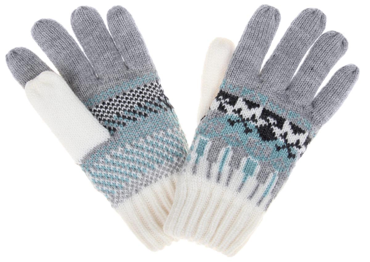 Перчатки женские. Z-RE-1813Z-RE-1813 BLACKВязаные женские перчатки Moodo надежно защитят ваши руки от холода. Перчатки выполнены из высококачественного акрила с подкладкой из флиса. На запястье изделие дополнено вязкой в резинку. Модель оформлена нежным зимним узором. Перчатки станут завершающим и подчеркивающим элементом вашего стиля и неповторимости.
