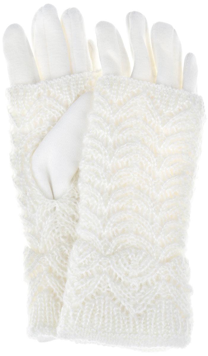 Перчатки женские. 10-01-110-01-1Стильные женские перчатки Romika заинтригуют любого мужчину и заставят завидовать любую женщину. Они не только защитят ваши руки от холода, но и станут великолепным украшением. Перчатки выполнены из 100% хлопка, а с внутренней стороны дополнены ворсистым слоем текстиля. Модель дополнена съемными вязаными митенками с оригинальным узором, дополненными отворотом. Перчатки являются неотъемлемой принадлежностью гардероба, вместе с этим аксессуаром вы обретаете женственность и элегантность. Они станут завершающим и подчеркивающим элементом вашего неповторимого стиля и индивидуальности.