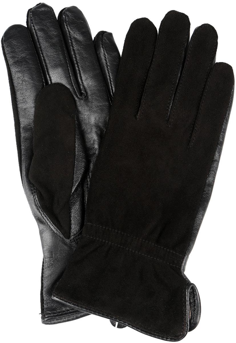Перчатки женские. L-039L-039Стильные женские перчатки Falner не только защитят ваши руки от холода, но и станут великолепным украшением. Модель изготовлена из чрезвычайно мягкой и приятной на ощупь натуральной кожи (с лицевой стороны - замша), а их подкладка - из шерсти с добавлением акрила. На лицевой стороне изделие дополнено скрытым эластичным ремешком. Манжеты с тыльной стороны присборены на эластичную резинку и оформлены тиснением в виде названия бренда. Также предусмотрены небольшие разрезы на манжетах по бокам. Перчатки являются неотъемлемой принадлежностью гардероба, вместе с этим аксессуаром вы обретаете женственность и элегантность. Они станут завершающим и подчеркивающим элементом вашего неповторимого стиля и индивидуальности.