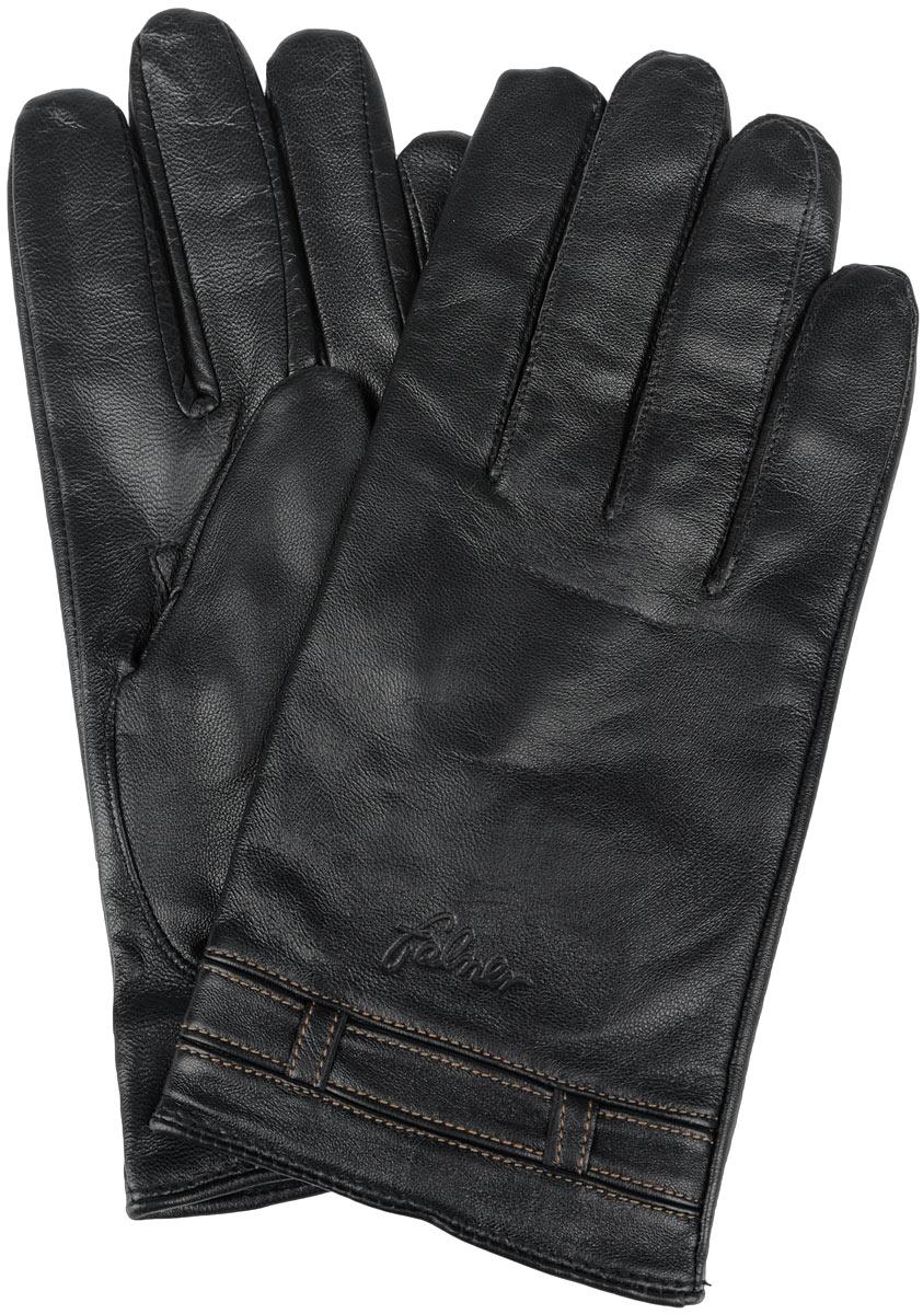 Перчатки мужские. M-6M-6Стильные мужские перчатки Falner не только защитят ваши руки, но и станут великолепным украшением. Перчатки выполнены из чрезвычайно мягкой и приятной на ощупь натуральной кожи, а их подкладка - из шерсти с добавлением акрила. Перчатки оформлены тиснением в виде названия бренда и украшены на манжетах декоративными ремешками. Манжеты с внутренней стороны дополнены разрезами. Модель благодаря своему лаконичному исполнению прекрасно дополнит образ любого мужчины и сделает его более стильным, придав тонкую нотку брутальности. Создайте элегантный образ и подчеркните свою яркую индивидуальность новым аксессуаром!
