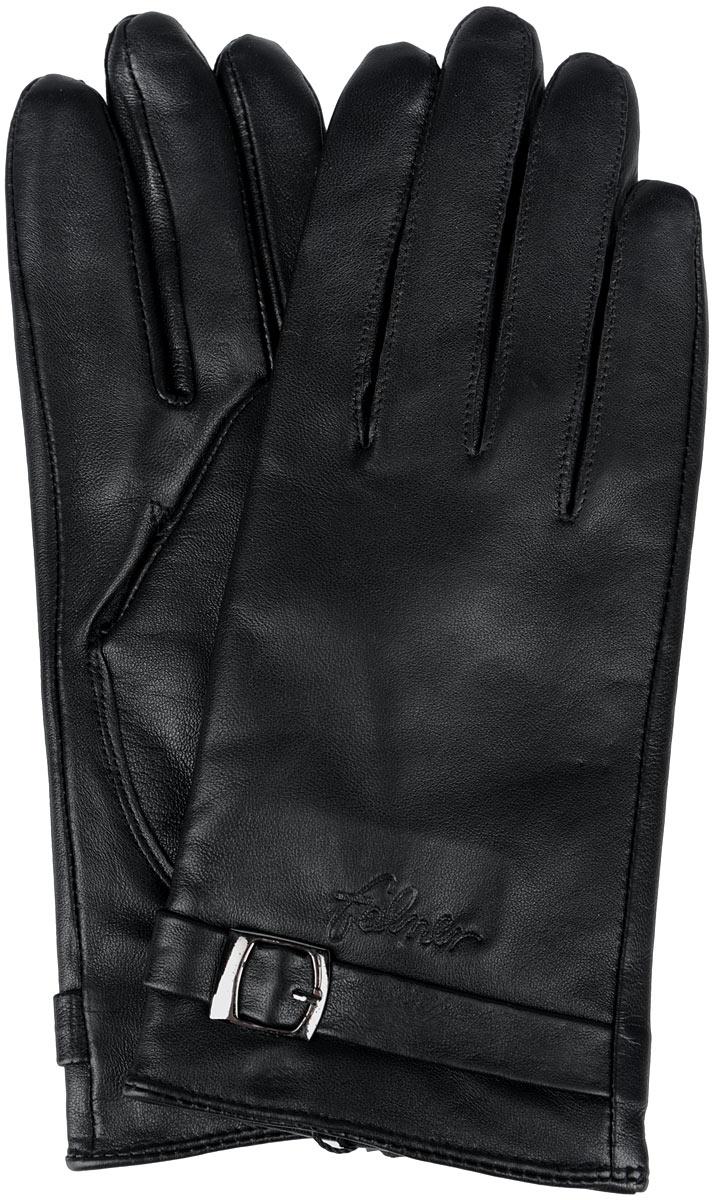 ПерчаткиL-007Стильные женские перчатки Falner не только защитят ваши руки от холода, но и станут великолепным украшением. Модель изготовлена из чрезвычайно мягкой и приятной на ощупь натуральной кожи, а их подкладка - из шерсти с добавлением акрила. На лицевой стороне изделие оформлено декоративным ремешком с металлической пряжкой и тиснением в виде названия бренда. Перчатки являются неотъемлемой принадлежностью одежды, вместе с этим аксессуаром вы обретаете женственность и элегантность. Они станут завершающим и подчеркивающим элементом вашего неповторимого стиля и индивидуальности.