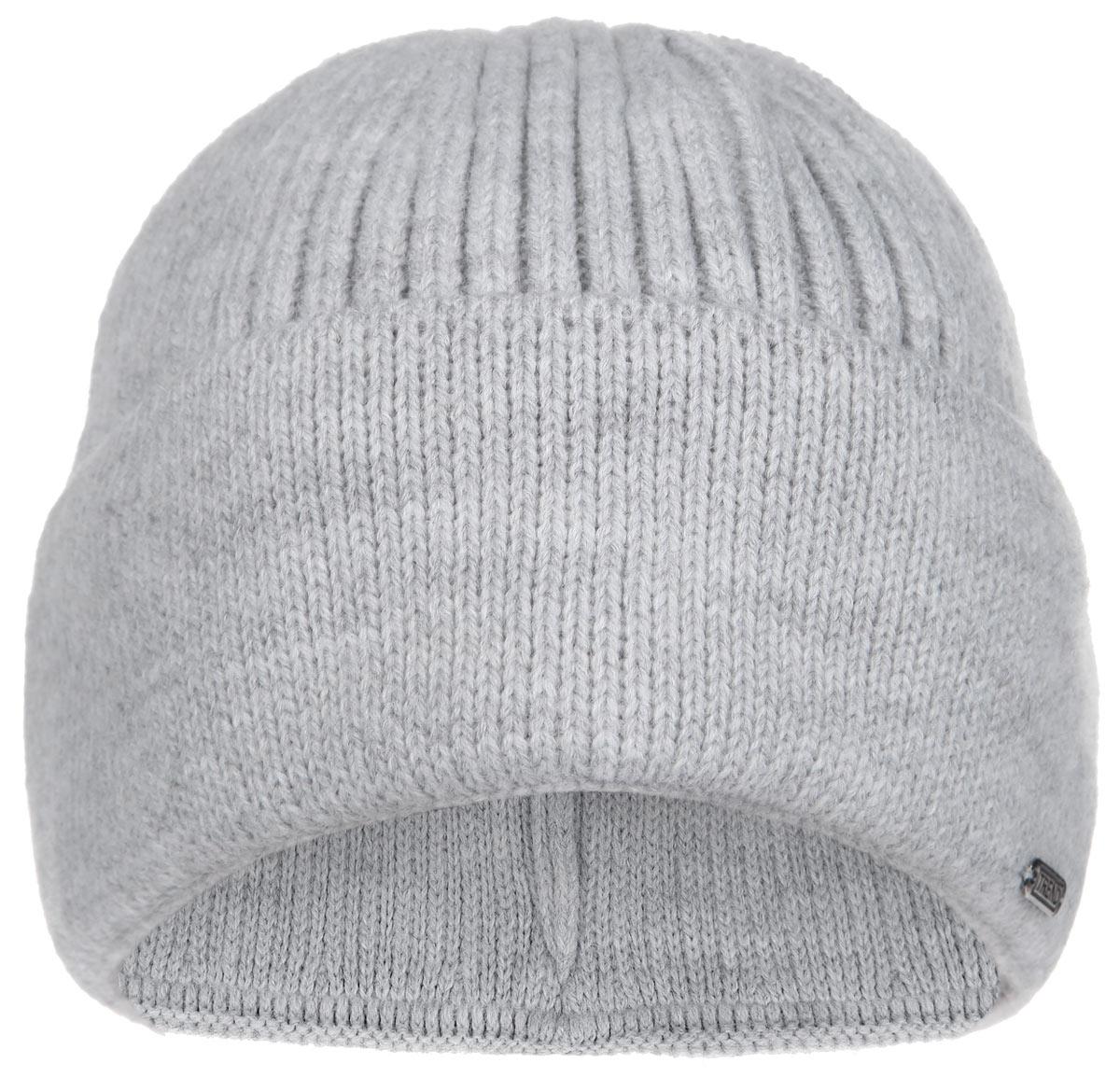 Шапка мужская. 5-006-0465-006-046Вязаная мужская шапка Flioraj отлично дополнит ваш образ в холодную погоду. Шапка выполнена простой вязкой из мягкой пряжи, которая не доставит дискомфорта при носке. Сочетание шерсти и акрила максимально сохраняет тепло и обеспечивает удобную посадку. Теплая шапка с отворотом станет отличным дополнением к вашему осеннему или зимнему гардеробу, в ней вам будет уютно и тепло!