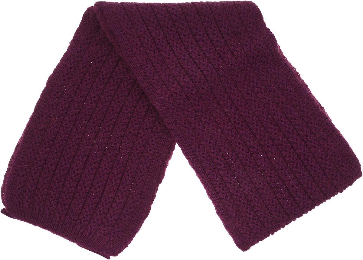 Шарф женский. 23007372300737Модный женский шарф Venera подарит вам уют и станет стильным аксессуаром, который призван подчеркнуть вашу индивидуальность и женственность. Шарф выполнен из высококачественной комбинированной пряжи на основе акрила с добавлением мохера и шерсти, он теплый и приятный на ощупь. Шарф связан резинкой. Такой шарф надежно защитит вас от холода и ветра. Этот модный аксессуар гармонично дополнит образ современной женщины, следящей за своим имиджем и стремящейся всегда оставаться стильной и элегантной. Такой шарф украсит любой наряд и согреет вас в непогоду, с ним вы всегда будете выглядеть изысканно и оригинально.
